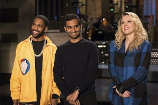 Check out Aziz Ansari and Big Sean's First 'SNL' Promo