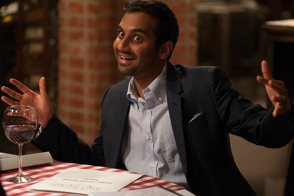 Aziz Ansari First South Asian American Host Saturday Night Live SNL