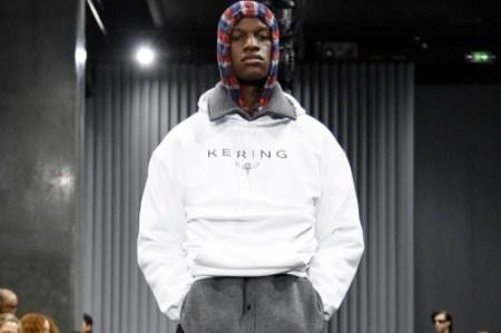 The Reason Behind Demna Gvasalia's Kering-Branded Balenciaga Hoodie