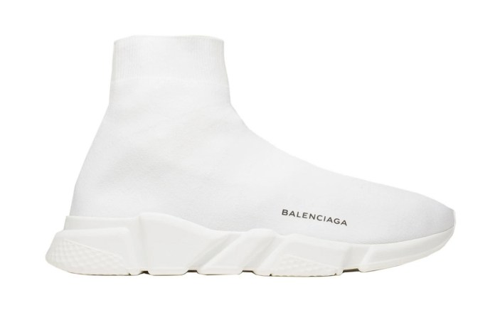 Balenciaga's Speed Trainer Is Available in Two More Colorways