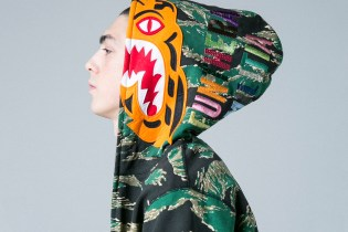 BAPE Unleashes a Graphic-Heavy 2017 Spring/Summer Collection