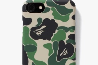 These ABC Camo iPhone 7 Cases Are a Must for Any Diehard BAPE Fan