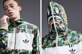 The BAPE x adidas Originals Collaboration Is Re-Releasing in Europe