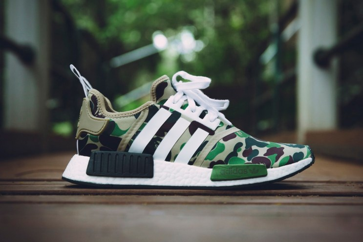 Here Are the Official Store Links for the BAPE x adidas Originals NMD Re-Release