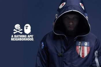 Check out the Full BAPE x NEIGHBORHOOD Collection Here