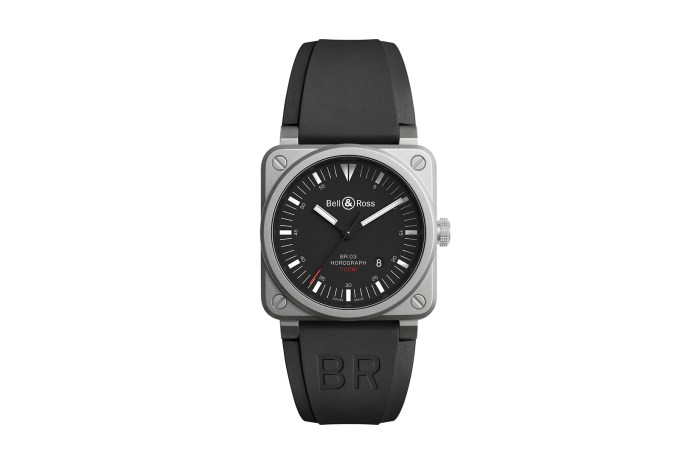Bell & Ross Unveils Two Airport-Inspired Timepieces