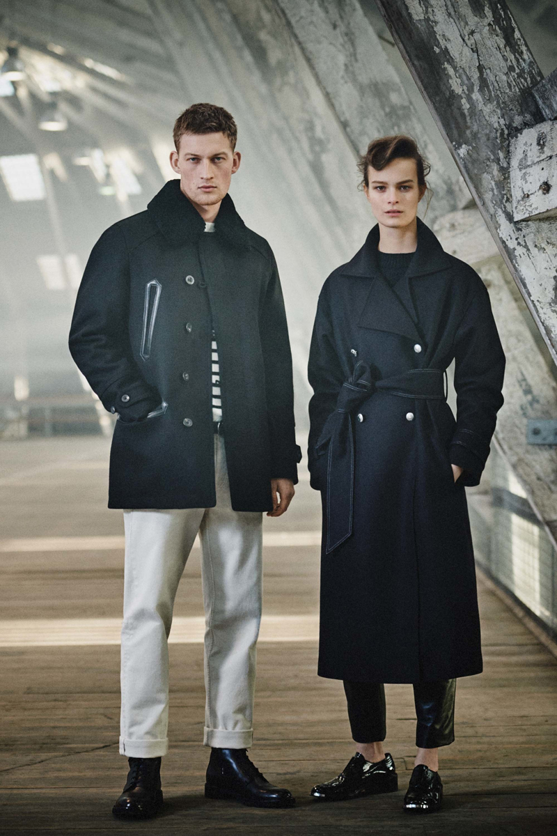 Belstaff 2017 Fall Collection London Fashion Week Mens