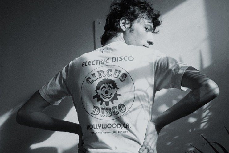 Bianca Chandon x Union Los Angeles Team up for T-Shirt Collection Paying Homage to '70s Dance Clubs