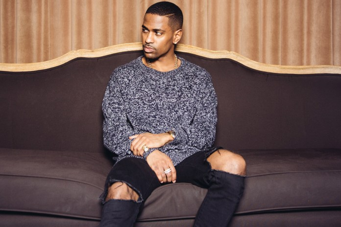 Big Sean Leaves the Three Stripes and Joins PUMA