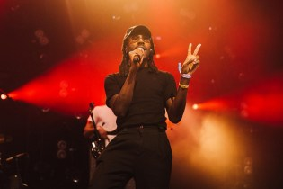 Check Out Blood Orange's Boiler Room Weekender Set
