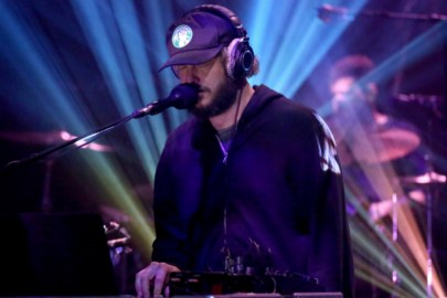 "Watch Bon Iver Perform Stripped-Down Version of ""Babys"""
