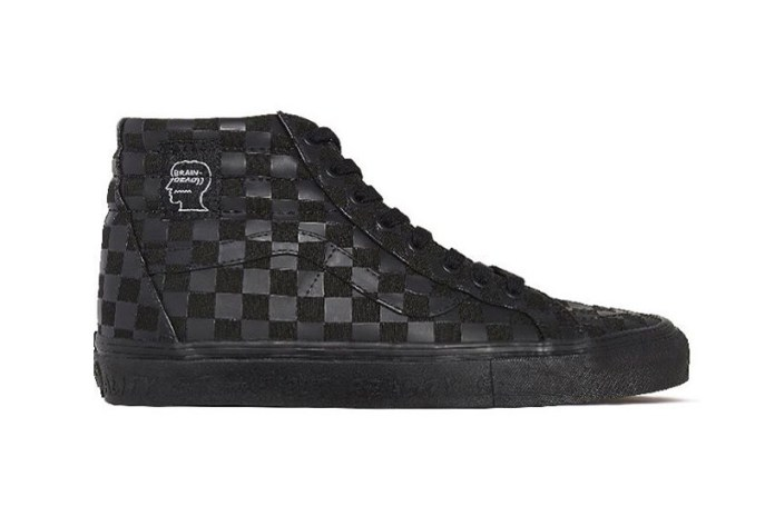 Kyle Ng Teases Upcoming Brain Dead x Vans Sk8-Hi for Dover Street Market