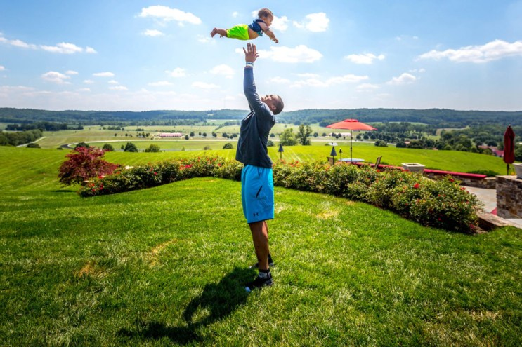 "Cam Newton Tells His Son ""Don't Be Like Me"" in a Heartfelt Letter"