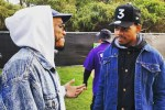 Picture of Chance the Rapper & Anderson .Paak Preview New Song