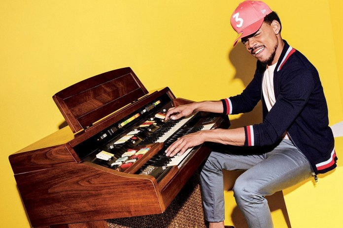 Chance the Rapper Isn't Intimidated by Donald Trump or Kanye West