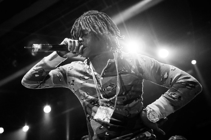 Chief Keef Reportedly Arrested for Assaulting & Robbing Former Producer