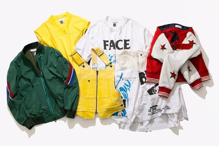 A Closer Look at FACETASM's 2017 Spring/Summer Collection