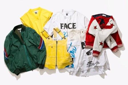 A Closer Look at FACETASM's 2017 Spring/Summer Collection