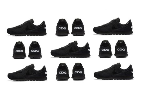 COMME des GARÇONS & Nike Released Another Collaboration