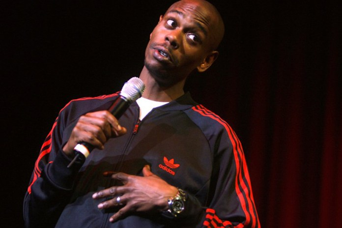 Watch Dave Chappelle Roast a Trump Supporter During Stand-Up Show