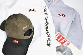 DELUXE Taps 'LIFE' Magazine for a New Capsule Collection