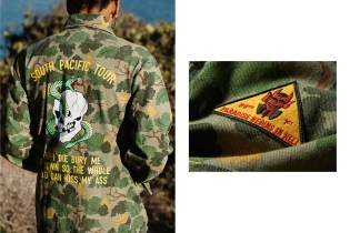 Diamond Supply Co. Turn to Vietnam's War-Time Era for Its 2017 Spring/Summer Collection