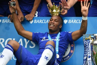 Football Great Didier Drogba Lives for the Ivory Coast and Its Promising Future