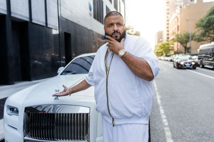 DJ Khaled Already Has His Jordan Collaboration Planned Out