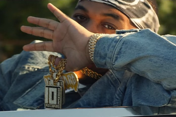 "DJ Mustard, Nipsey Hussle & RJ Cruise California in Super-Luxury Cars for ""Ridin' Around"" Video"