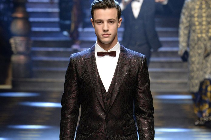 Dolce & Gabbana's 2017 Fall/Winter Collection Showed off Millennial Influencers