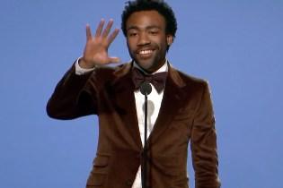 Donald Glover Thanks Migos in 'Atlanta' Golden Globe Awards Speech