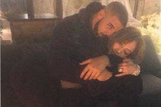 Drake and Jennifer Lopez Spend New Year's Eve Together at His Las Vegas Show