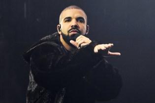 """Drake Bids Goodbye to President Obama Saying """"Big up Yaself O."""""""