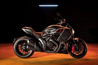 Ducati and Diesel Team Up For Limited Edition Diavel