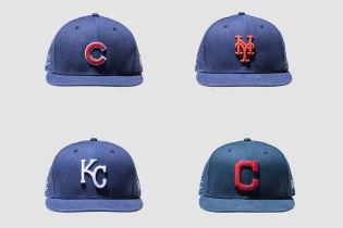 Eric Emanuel Reveals Newest Baseball Cap Drop Alongside New Era