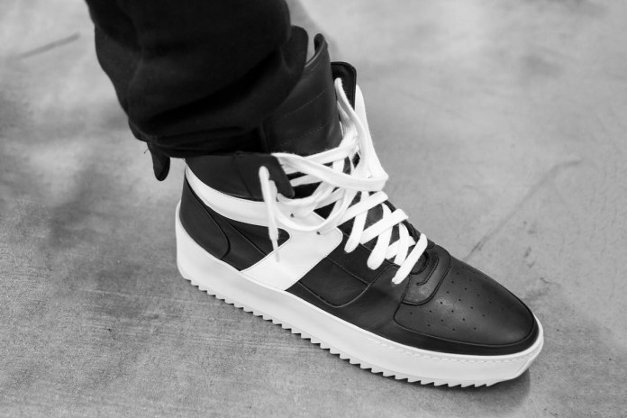 Fear of God's Jerry Lorenzo Accused of Ripping off Rick Owens