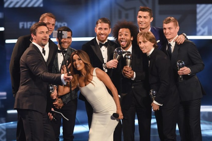 FIFA Names the FIFPro World11 of 2016