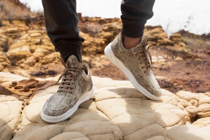 """Filling Pieces 2017 Spring/Summer """"LET US CREATE"""" Collection Grows With Footwear"""