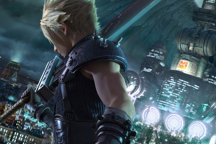 Square Enix Celebrates the 20th Anniversary of 'Final Fantasy VII' With a Remake Teaser