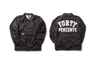 Check out FORTY PERCENTS AGAINST RIGHTS' Latest Seasonal Offerings