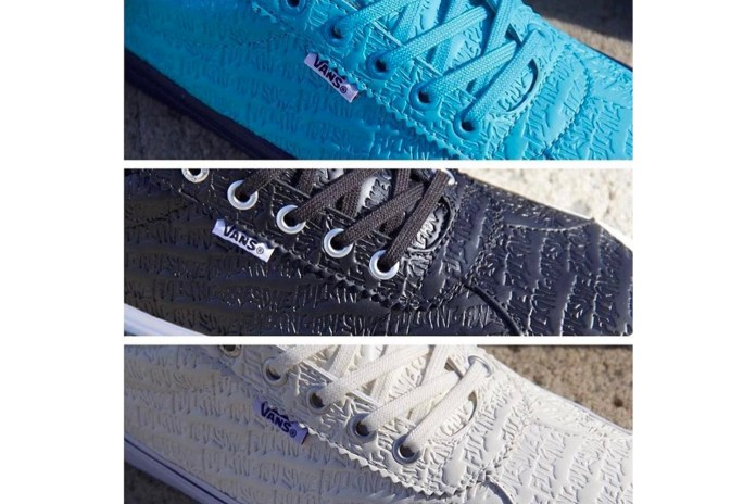 Fucking Awesome's Vans Collaboration is Releasing This Month