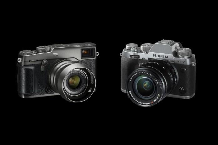 Fujifilm Gives the X-Pro2 and X-T2 a Premium Graphite Treatment