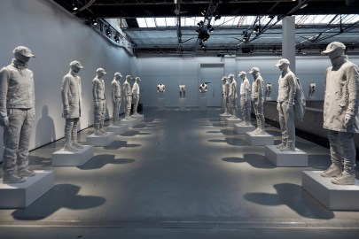 G-Star RAW Launches Aitor Throup's First Experimental Capsule During Paris Fashion Week