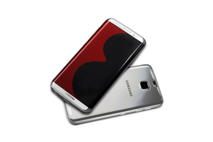 Could This Be Samsung's Forthcoming Galaxy S8 Edge?
