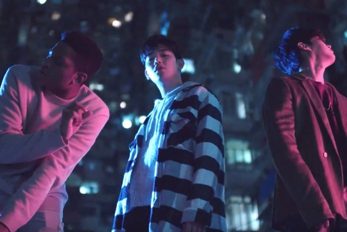"Gallant, Tablo & Eric Nam Link Up for ""Cave Me In"""
