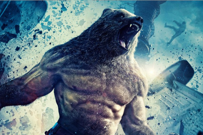 Awesome Man-Bear Stars in Russian Superhero Movie 'Guardians'
