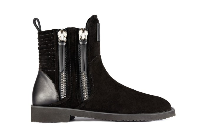 Giuseppe Zanotti Teams up With Zayn Malik for an Exclusive Footwear Collection