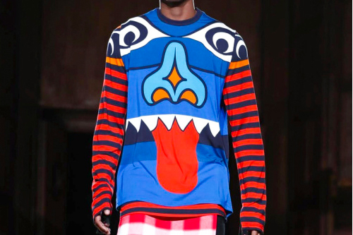 Givenchy's 2017 Fall/Winter Menswear Collection Highlights Americana Motifs