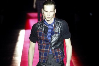 Haider Ackermann's 2017 Fall/Winter Collection Might Be Its Most Eclectic Menswear Offering yet
