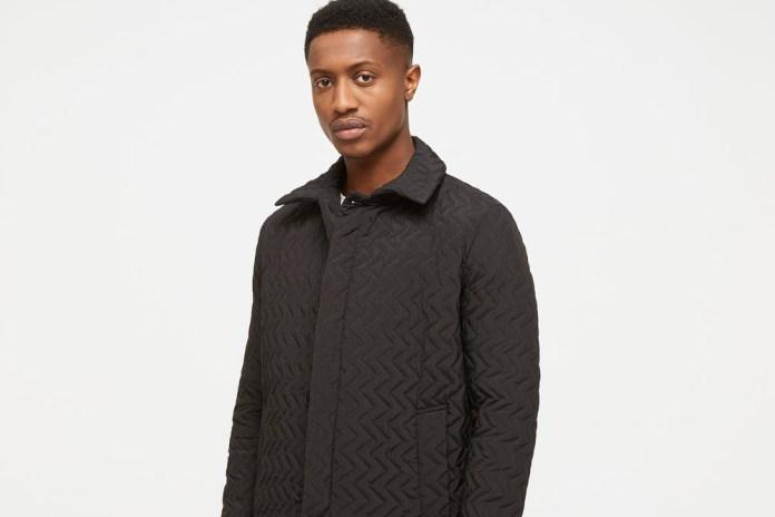 Hancock's 2017 Fall/Winter Collection Modifies Standard Rainwear Silhouettes